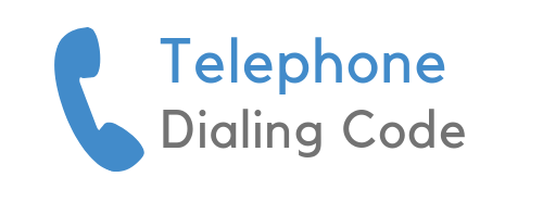Telephone Dialing Code
